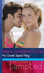 My Greek Island Fling (Mills & Boon Modern Heat)