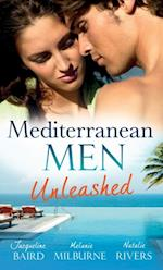 Mediterranean Men Unleashed: The Billionaire's Blackmailed Bride / The Venadicci Marriage Vengeance / The Blackmail Baby (Mills & Boon M&B) (Red-Hot Revenge, Book 18) af Jacqueline Baird