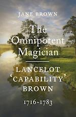 Lancelot 'Capability' Brown, 1716-1783 af Jane Brown