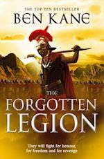 Forgotten Legion af Ben Kane