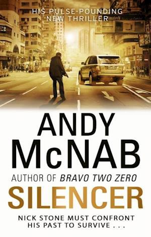 Silencer af Andy McNab