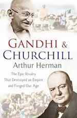 Gandhi and Churchill