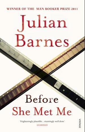 Before She Met Me af Julian Barnes