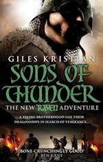 Raven 2: Sons of Thunder af Giles Kristian