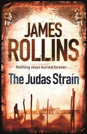 Judas Strain af James Rollins