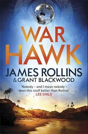 Bog, paperback War Hawk af James Rollins