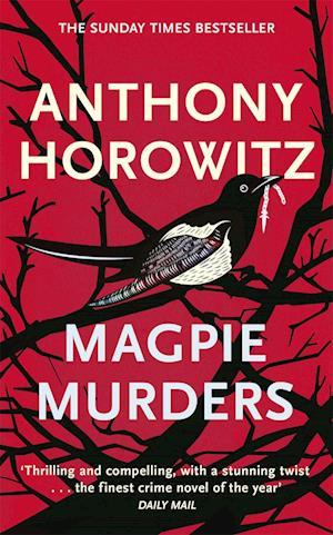 Bog, paperback Magpie Murders af Anthony Horowitz
