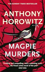 Magpie Murders af Anthony Horowitz