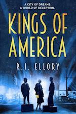 Kings of America af R.J. Ellory