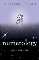 Numerology, Orion Plain and Simple (Plain and Simple)