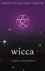 Wicca, Orion Plain and Simple (Plain and Simple)