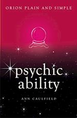 Psychic Ability, Orion Plain and Simple (Plain and Simple)