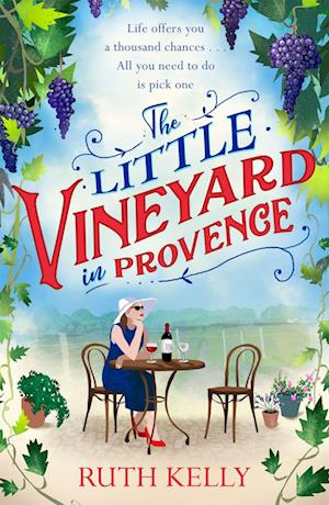 The Little Vineyard in Provence