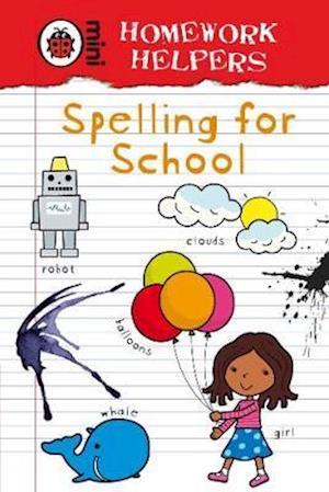 Ladybird Homework Helpers: Spelling for School