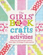 Girls' Book of Crafts & Activities