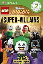 LEGO  DC Super Heroes Super Villains (DK Readers. Level 2)