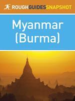 Rough Guide Snapshot Myanmar (Burma) (Rough Guide to..)