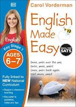English Made Easy Ages 6-7 Key Stage 1 (Carol Vorderman's English Made Easy)