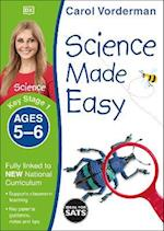 Science Made Easy Ages 5-6 Key Stage 1 (Carol Vorderman's Science Made Easy)