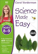 Science Made Easy Ages 8-9 Key Stage 2 (Carol Vorderman's Science Made Easy)