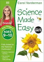 Science Made Easy Ages 9-10 Key Stage 2 (Carol Vorderman's Science Made Easy)