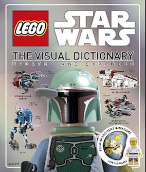Bog, hardback LEGO (R) Star Wars The Visual Dictionary af DK