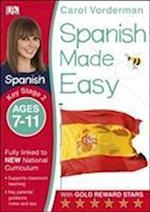 Spanish Made Easy (Language Made Easy)