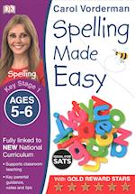 Spelling Made Easy Year 1 (Spelling Made Easy)