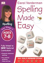Spelling Made Easy Year 3 (Spelling Made Easy)