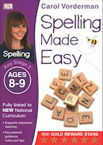 Spelling Made Easy Year 4 (Spelling Made Easy)