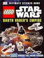 LEGO (R) Star Wars (TM) Darth Vader's Empire Ultimate Sticker Book (Ultimate Stickers)
