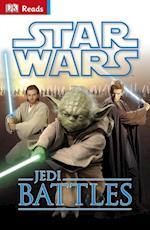 Star Wars Jedi Battles (DK Reads Reading Alone)