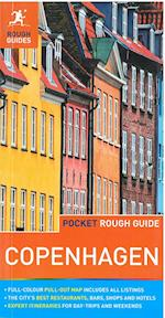Pocket Rough Guide Copenhagen [With Map] af Lone Mouritsen, Roger Norum