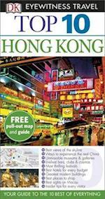 DK Eyewitness Top 10 Travel Guide: Hong Kong af Andrew Stone