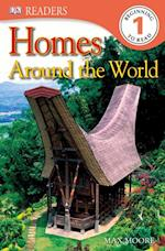 Homes Around the World (DK Readers. Level 1)
