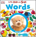 Little Hide and Seek Words