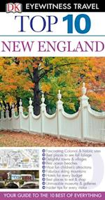 DK Eyewitness Top 10 Travel Guide: New England (DK Eyewitness Top 10 Travel Guide)