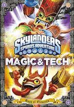 Skylanders Book of Elements: Magic and Tech (Skylanders)