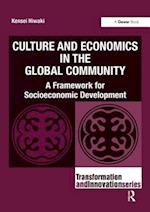 Culture and Economics in the Global Community (Transformation and Innovation)