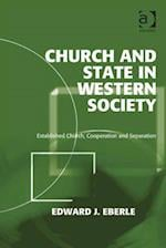 Church and State in Western Society