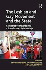 The Lesbian and Gay Movement and the State af Carol Johnson, Manon Tremblay, David Paternotte