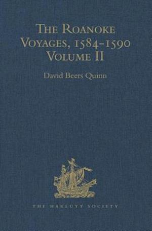 The Roanoke Voyages, 1584-1590