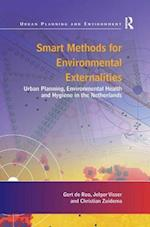 Smart Methods for Environmental Externalities af Christian Zuidema, Gert de Roo, Jelger Visser
