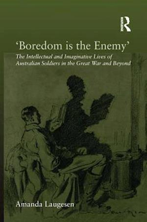 'Boredom is the Enemy'