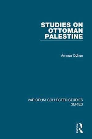 Studies on Ottoman Palestine