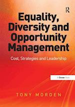 Equality, Diversity and Opportunity Management