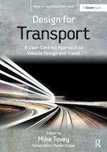 Design for Transport (Design for Social Responsibility)