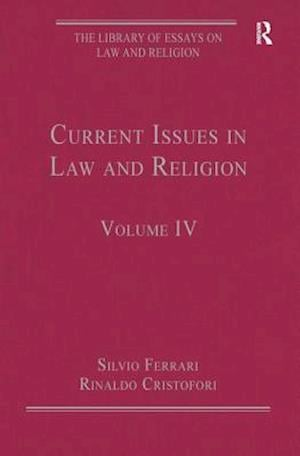 Current Issues in Law and Religion