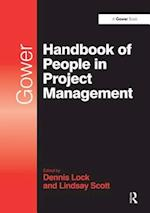 Gower Handbook of People in Project Management (Project and Programme Management Practitioner Handbooks)