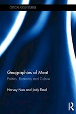 Geographies of Meat (Critical Food Studies)
